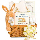 Love Newborn Baby Gift Basket