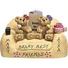 Friends Forever Teddy Bears on Loveseat