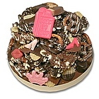 Princess Perfection Chocolate Tray