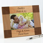 Create Your Own Engraved Wood Picture Frame