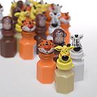 Zoo Animal Bubble Bottles