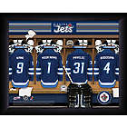 Personalized NHL Winnipeg Jets Locker Room Sign