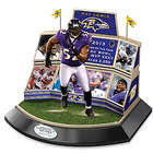 Ray Lewis Retirement Stadium Figurine