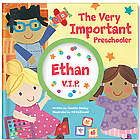 The V.I.P (Very Important Preschooler) Storybook