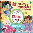 The V.I.P (Very Important Preschooler) Storybook