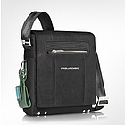 Link Vertical Messenger Bag
