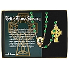 Celtic Cross Irish Rosary
