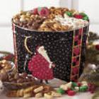 Santa's Snacks Gift Tin