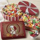Old Fashioned Christmas Candy 1 Lb. Gift Tin