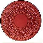 "Tunisian Bordeaux 15"" Serving Platter"