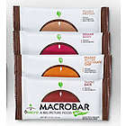Organic MacroBars Macrobiotic Snack Bars - Case of 10