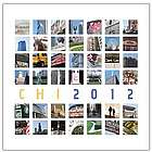 2013 Chicago Wall Calendar