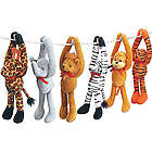 Plush Long Arm Zoo Animals