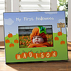 My 1st Halloween© Personalized Frame