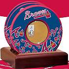 Atlanta Braves 2010 Game Used Dirt Coasters