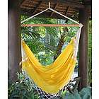 Salvador Sun Cotton Hammock Swing
