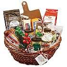 Wisconsin Gourmet Foods Christmas Basket