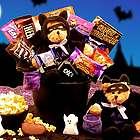 Batty Bear's Cauldron of Halloween Treats