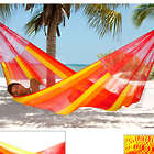 Large Tequila Sunrise Hammock