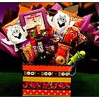 Boo Mania Halloween Candy Bouquet