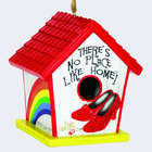 Wizard of Oz 'There's No Place Like Home' Birdhouse