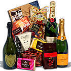 La Marca Champagne and Chocolate Gift Basket