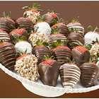 24 Sugar Free Covered Strawberries