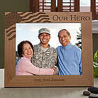 Personalized Military Hero 8x10 Picture Frame