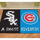 Chicago White Sox/Chicago Cubs House Divided FanMat