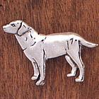 Labrador Pin