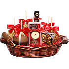 Ultimate Valentine's Day Caramel Apple Gift Basket