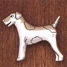 Fox Terrier Pin