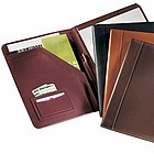 Junior Size Leather Padfolio