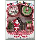 Merry and Bright Cupcake Kit