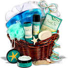 Classic Spa Gift Basket