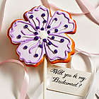 Personalized Poppy Cookie Card