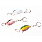 Fish Lure Keychain