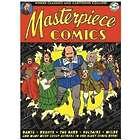 Masterpiece Comics Hardcover Book
