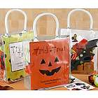 Personalized Halloween Mini Gift Totes