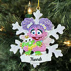 Personalized Abby Cadabby Ornament
