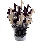 Classic Music Lollipop Bouquet