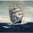 The Romance of Sail Clipper Cutty Sark Print