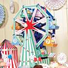 Cupcake Ferris Wheel Centerpiece