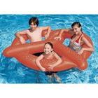 Giant Pretzel Pool Float