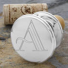 Personalized International Monogram Wine Stopper