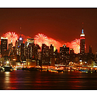 July 4th, 2005 Fireworks Photograph