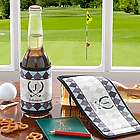 Personalized Golf Pro Insulated Bottle Cooler