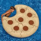 Giant Chocolate Chip Cookie Pool Float