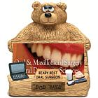 Personalized Business Card Holder for Oral Surgeon