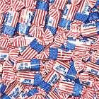 One Pound of USA Flag Tootsie Rolls